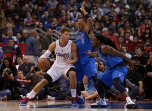 Los Angeles Clippers at Dallas Mavericks