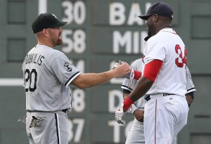 Boston Red Sox at Chicago White Sox