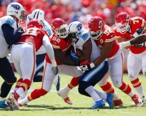 Tennessee Titans at Kansas City Chiefs