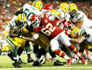 Kansas City Chiefs at Green Bay Packers