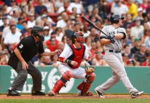 New York Yankees at Boston Red Sox