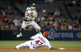 Oakland Athletics at Los Angeles Angels