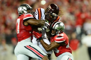 Ohio State Buckeyes at Virginia Tech Hokies
