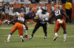 Rhode Island Rams at Syracuse Orange