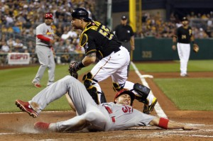 St. Louis Cardinals at Pittsburgh Pirates