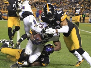 Baltimore Ravens at Pittsburgh Steelers