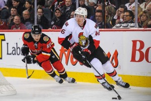 Calgary Flames vs Ottawa Senators