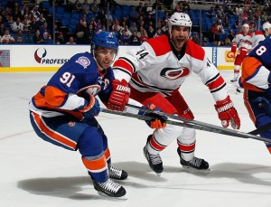 Carolina Hurricanes vs New York Islanders