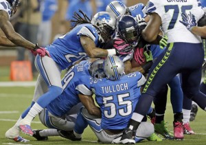 Detroit Lions at Seattle Seahawks