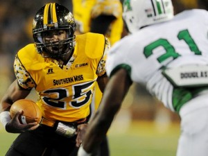Southern Miss Golden Eagles at Marshall Thundering Herd