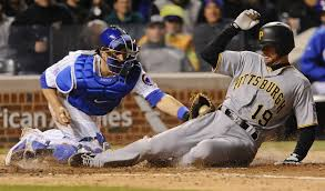 Chicago Cubs at Pittsburgh Pirates