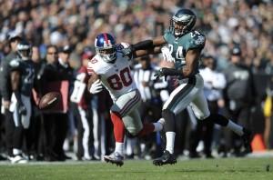 New York Giants At Philadelphia Eagles