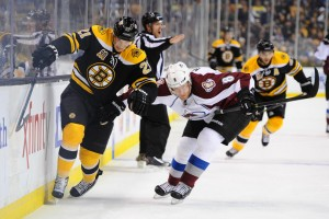 Boston Bruins at Colorado Avalanche