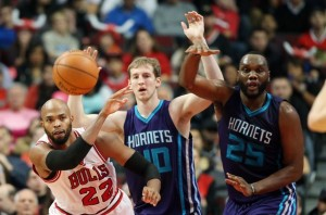 Chicago Bulls vs Charlotte Hornets