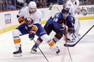 Colorado Avalanche At New York Islanders
