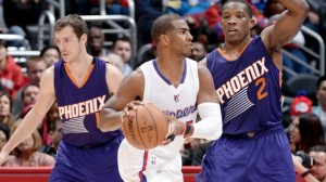 Los Angeles Clippers at Phoenix Suns