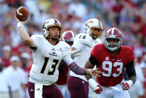 Louisiana-Monroe Warhawks at Texas State Bobcats