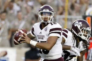 Check WagerWeb and find the best betting site!!!! When/where: 8 p.m. Thursday at Memorial Stadium in Columbia The series: Missouri leads 2-0 The line: Mississippi State by 8 The Mississippi State Bulldogs and Missouri Tigers head into their Thursday night battle from complete opposite directions. Missouri limps in having dropped four of five games, all in SEC play. They lost at Kentucky before beating South Carolina, but they've failed to score a touchdown in three consecutive losses against Florida, Georgia, and Vanderbilt, respectively. The Missouri Tigers need a nice win after losing four of their last five games. Drew Lock is completing 50.7 percent of his passes for 763 yards, three touchdowns and three interceptions. Lock has zero touchdown passes in his last three games. Nate Brown and J'Mon Moore have combined for 486 receiving yards and six touchdowns while Wesley Leftwich has 15 receptions. The Missouri Tigers ground game is averaging 100.5 yards per contest, and Ish Witter leads the way with 342 yards and one touchdown. Defensively, Missouri is allowing 12.5 points and 282.1 yards per game. Kentrell Brothers leads the Tigers with 103 tackles, Ian Simon has two interceptions and Charles Harris has six sacks. From College Football, Casino Betting, Racebook Gambling, WagerWeb offers you the online gambling option. The Bulldogs have won three straight games by comfortable margins, having blasted Troy 45-17, beat down F/+ No. 39 Louisiana Tech 45-20, and walloped Kentucky 42-16 in Lexington. The Mississippi State Bulldogs look for their third road win and fourth straight win overall. Dak Prescott is completing 66.5 percent of his passes for 2,048 yards, 14 touchdowns and one interception. Prescott has six passing touchdowns in his last two games. De'Runnya Wilson and Fred Ross have combined for 957 receiving yards and seven touchdowns while Fred Brown has 18 receptions. The Mississippi State Bulldogs ground game is averaging 149.6 yards per contest, and Presco