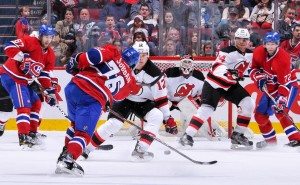 Montreal Canadiens at New Jersey Devils