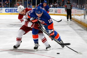 New York Islanders vs Arizona Coyotes