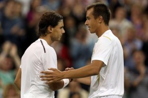 Rafael Nadal vs Lukas Rosol