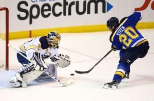 Saint Louis Blues at Buffalo Sabres