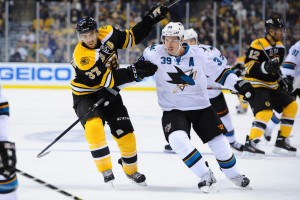 San Jose Sharks vs Boston Bruins
