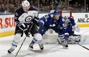 Winnipeg Jets vs Toronto Maple Leafs