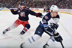 Columbus Blue Jackets at Winnipeg Jets