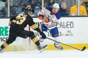 Edmonton Oilers at Boston Bruins