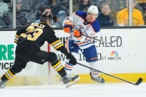 Edmonton Oilers at Boston Bruins