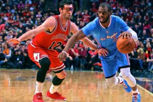 Los Angeles Clippers at Chicago Bulls