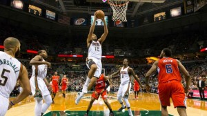 Milwaukee Bucks at Los Angeles Clippers