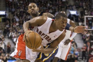 Toronto Raptors at Indiana Pacers