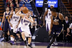 Utah Jazz at Sacramento Kings