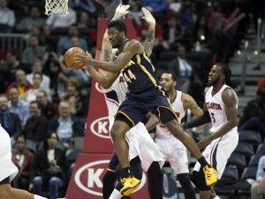 Atlanta Hawks at Indiana Pacers