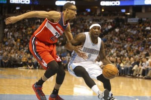 Denver Nuggets at Washington Wizards