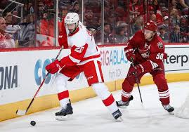 Detroit Red Wings at Arizona Coyotes