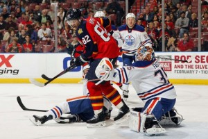 Edmonton Oilers at Florida Panthers