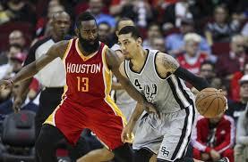 Houston Rockets at San Antonio Spurs
