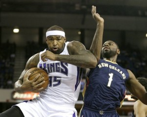 New Orleans Pelicans at Sacramento Kings