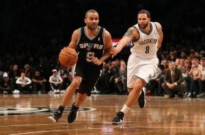 San Antonio Spurs at Brooklyn Nets