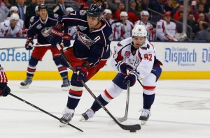 Washington Capitals at Columbus Blue Jackets