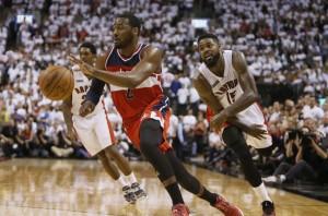 Washington Wizards at Toronto Raptors
