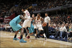Cleveland Cavaliers at Charlotte Hornets