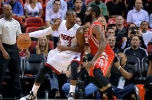Miami Heat at Houston Rockets