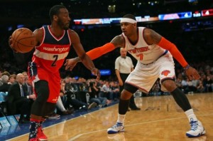 Washington Wizards at New York Knicks
