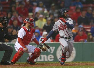Boston Red Sox at Atlanta Braves