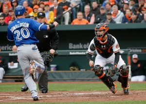 Toronto Blue Jays at Baltimore Orioles