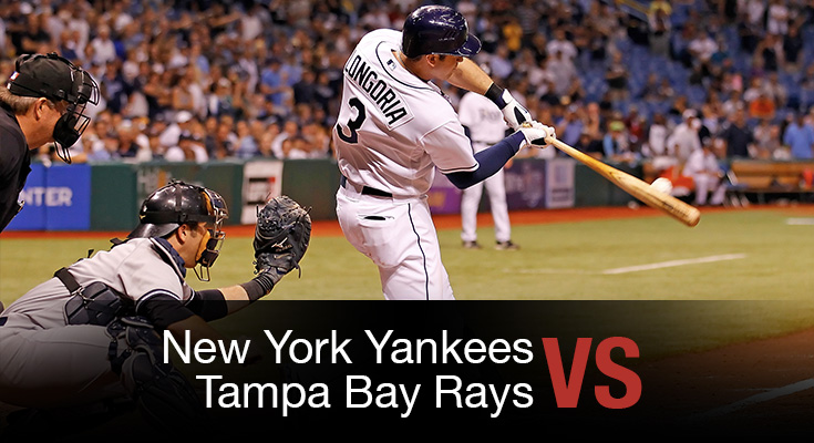 New York Yankees vs Tampa Bay Rays